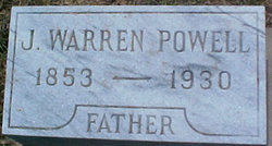 J Warren Powell