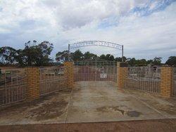 Woomelang Cemetery, Woomelang, Victoria, Australia ...