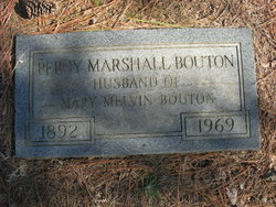 Percy Marshall Bouton