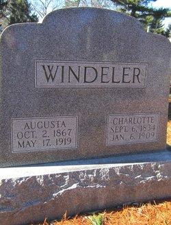 Augusta Windeler