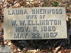 Laura <I>Sherwood</I> Ellington