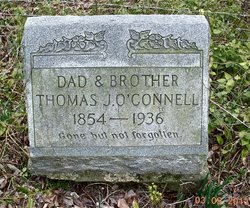 Thomas J O'Connell