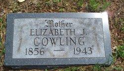 Elizabeth Jane Cowling
