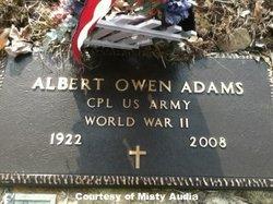 Albert Owen Adams