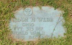 William Hubert Webb