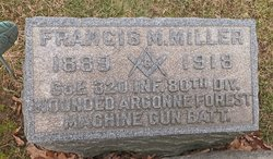 Pvt Francis Marion Miller