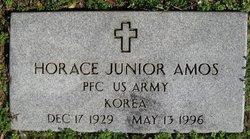 Horace Junior Amos