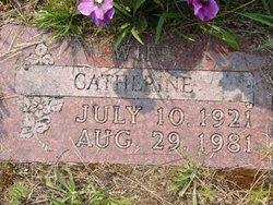 Catherine <I>Serra</I> Nordine
