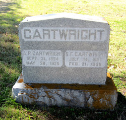 S. F. Cartwright