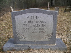 Satira <I>Banks</I> Williamson