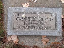 """Owen Hugh """"Doc"""" Horton"""