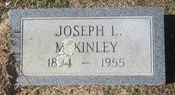 Joseph L McKinley