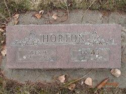Cora J. Horton