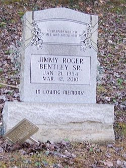 Jimmy Roger Bentley, Sr
