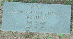 Lelia Gertrude Eichelberger