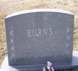 Minnie Lou <I>Funke</I> Burns
