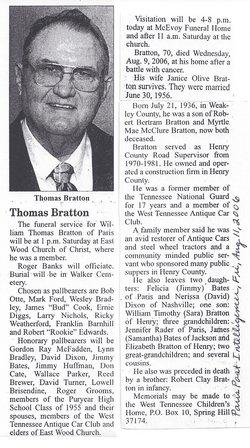 William Thomas Bratton