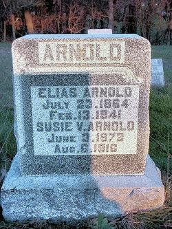 Susie Viola <I>Lesh</I> Arnold