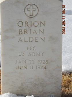 Orion Brian Alden