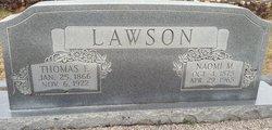 Thomas E Lawson