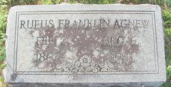 Rufus Franklin Agnew