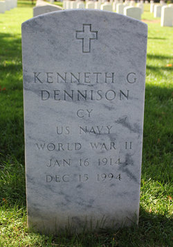 Kenneth George Dennison