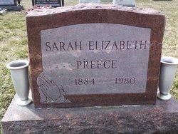 Sarah Elizabeth Preece