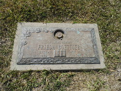 Frieda <I>Altus</I> Boettger