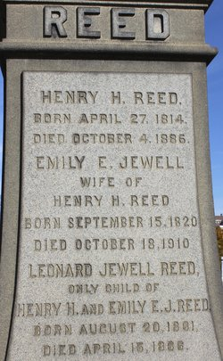 Henry Hahn Reed
