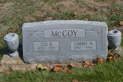 Carrie Nina McCoy
