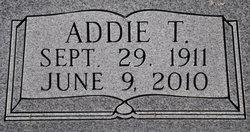 Addie <I>Tramel</I> Bailiff