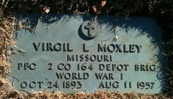 Virgil Leslie Moxley
