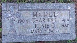 Charles E. McKee