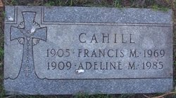 Adeline M. Cahill