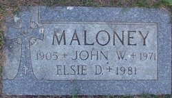Elsie D. Maloney
