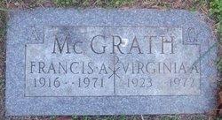 Virginia A. McGrath