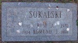 Rose A. Sokalski