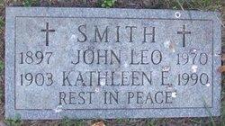 John Leo Smith