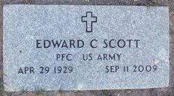 PFC Edward C. Scott