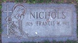 Francis W. Nichols