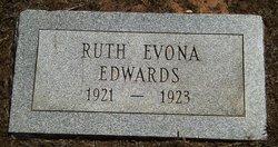 Ruth Evona Edwards