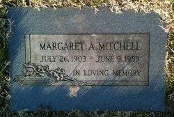 Margaret <I>Hutchings</I> Mitchell