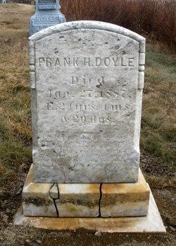 Frank H Doyle