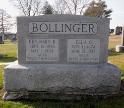 Ella G. <I>Kreider</I> Bollinger