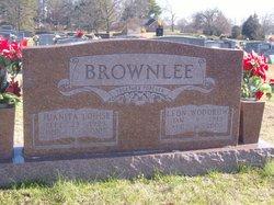 Leon Woodrow Brownlee