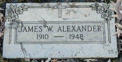 James Wilbur Alexander, Sr