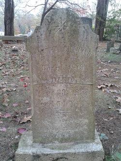 Martha <I>Burnett</I> Gilliland