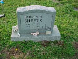 Darren Dwayne Sheets