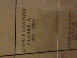 George Gunther Clarke