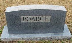 Minnie B. <I>Jones</I> Poarch